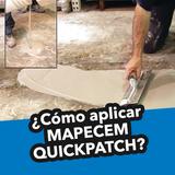 ¿Cómo aplicar Mapecem Quickpatch?