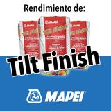 ¿Cómo aplicar Tilt Finish?