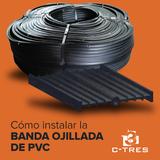Cómo instalar la Banda ojillada de PVC