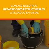 Conoce nuestros reparadores estructurales utilizados en Minas
