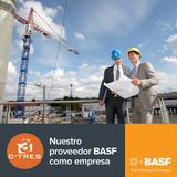 Nuestro proveedor BASF como empresa