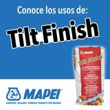 ¿Para que se puede usar Tilt Finish?