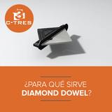 ¿Para qué sirve Diamond Dowel?