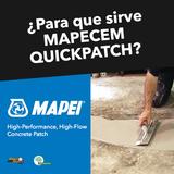 ¿Para qué sirve Mapecem Quickpatch?