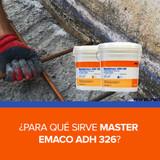 ¿Para qué sirve MASTER EMACO ADH 326?