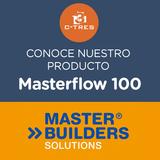 ¿Para qué sirve Masterflow 100 y cómo aplicarlo?