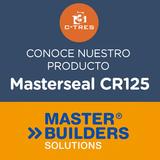 ¿Para qué sirve Masterseal CR125 y cómo aplicarlo?
