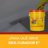 ¿Para qué sirve Sika Curador E?