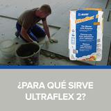 ¿Para qué sirve Ultraflex 2 de Mapei?
