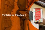 Ventajas de Planitop X