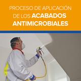 Proceso de Aplicación de los Acabados Antimicrobiales