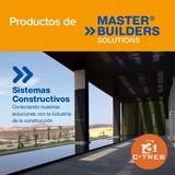 Productos de Master Builders