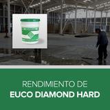 Rendimiento de Euco Diamond Hard