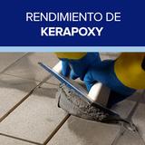 Rendimiento de Kerapoxy de Mapei
