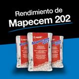Rendimiento de Mapecem 202