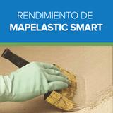 Rendimiento de Mapelastic Smart