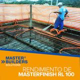 Rendimiento de Masterfinish RL 100