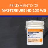 Rendimiento de MASTERKURE HD 200 WB