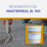 Rendimiento de Masterseal SL 100