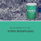 Rendimiento de Xypex Modificado