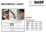 Sellador para protección de juntas en pisos industriales
