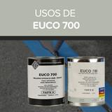 Usos de Euco 700 de Eucomex