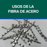 Usos de la Fibra de Acero / Metálica