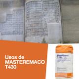 Usos de MASTEREMACO T430