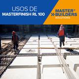 Usos de Masterfinish RL 100