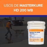 Usos de Masterkure HD 200 WB