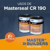 Usos de Masterseal CR 190