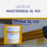 Usos de Masterseal SL 100