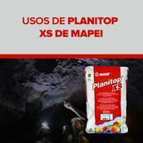 Usos de Planitop XS de Mapei