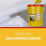 Usos de Sika Desmoldante