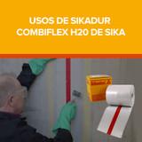 Usos de Sikadur Combiflex H20 de Sika