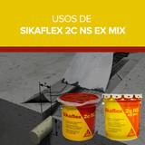 Usos de Sikaflex 2C NS EX MIX