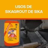 Usos de Sikagrout de Sika