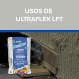 Usos de Ultraflex LFT de Mapei