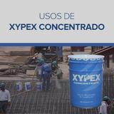 Usos de Xypex Concentrado