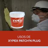 Usos de Xypex Patch'n Plug