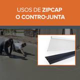 Usos de Zip Cap o Contro-Junta