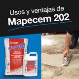 Usos y ventajas de Mapecem 202
