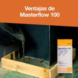 Ventajas de Masterflow 100