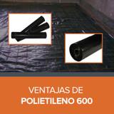Ventajas de Polietileno 600