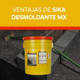 Ventajas de Sika Desmoldante MX