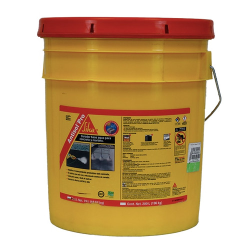 Cubeta de 19 litros Sika Antisol Pro
