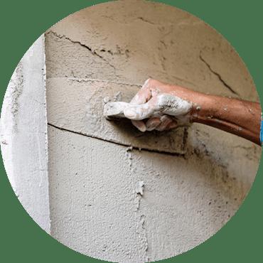 Reparación del concreto