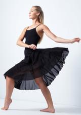 Vestito Danza con Gonna Trasparente Helena Move Dance