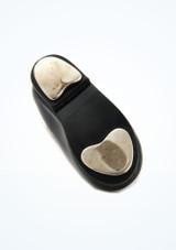 Portachiavi So Danca Mini Scarpe da Tip Tap Nero #2 [Nero]