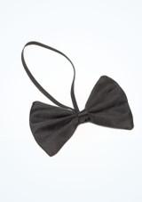Cravatta papillon per ragazzi Nero [Nero]